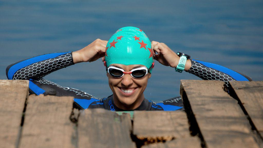 Zwembril voor openwaterzwemmen