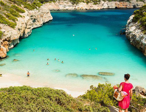 Mallorca: het paradijs voor openwaterzwemmers