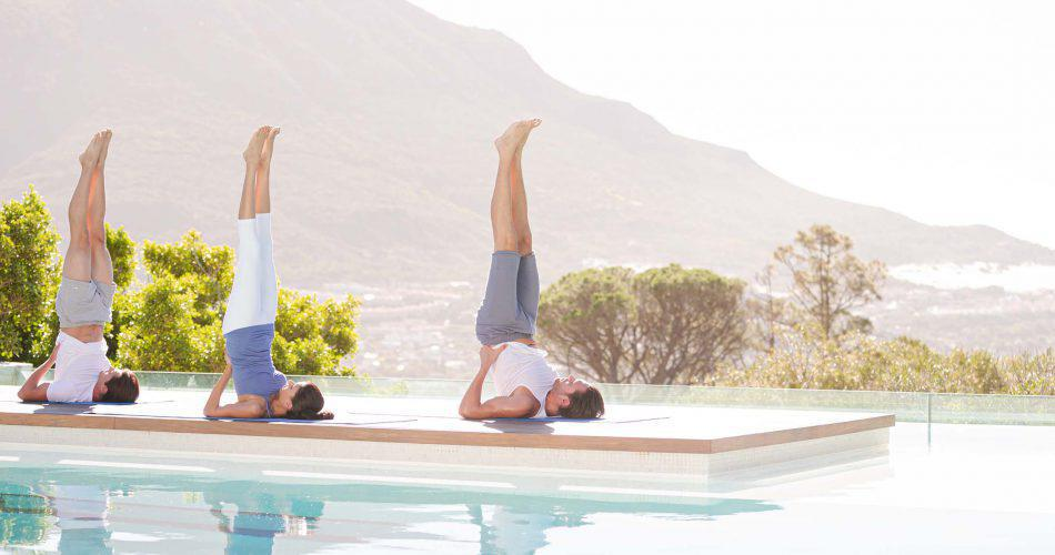 Vijf onmisbare core-oefeningen voor zwemmers