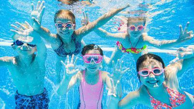 Kinderzwembrillen