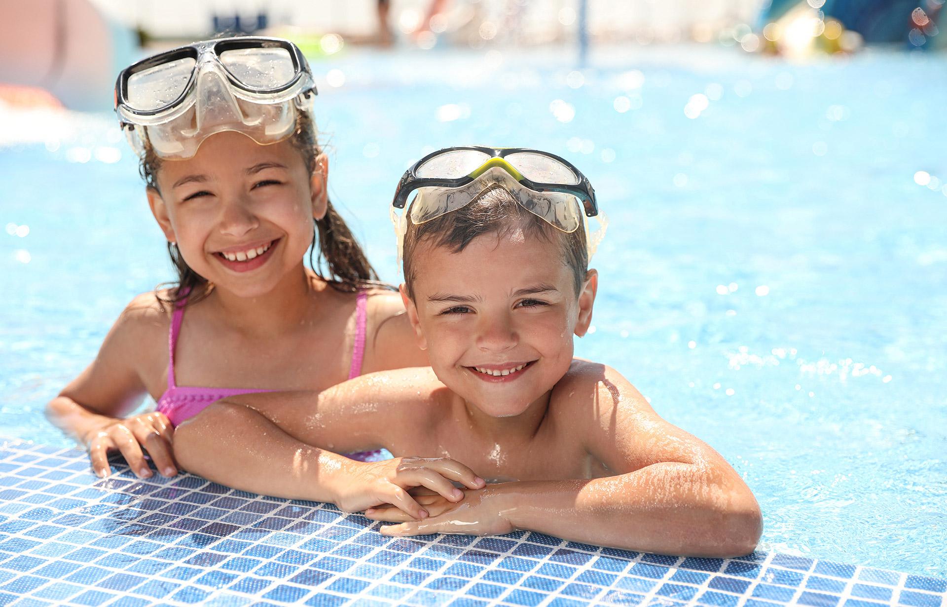Duikbril of zwembril voor je kind?