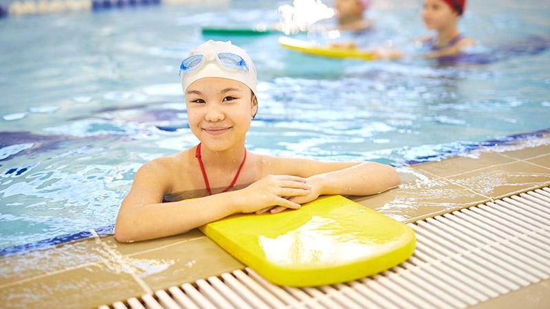 Training zwemartikelen
